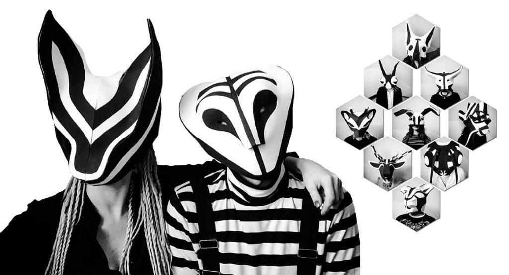 """Masken-Workshop """"Humanimals"""""""