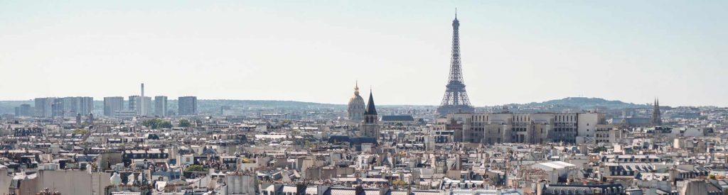 Paris als Modestadt